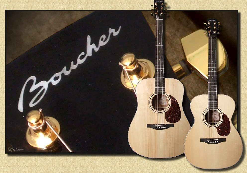 Boucher Guitar